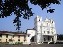 Cansaulim Church : Goa Directory