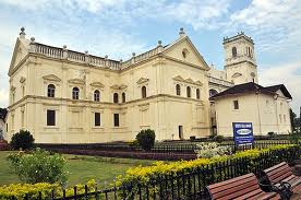 Se Cathedral : Goa Directory